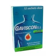 Gavisconell Menthe Sans Sucre x 12