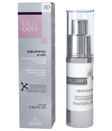 Ialugen Advance Sublim'Eyes & Lips 15 ml