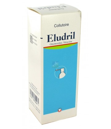 Eludril Collutoire 55 ml