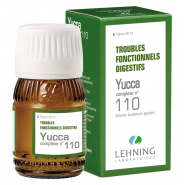 Lehning n°110 Yucca Gouttes 30 ml