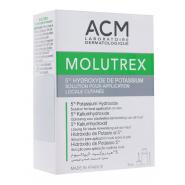 Molutrex Solution Cutanée 3g