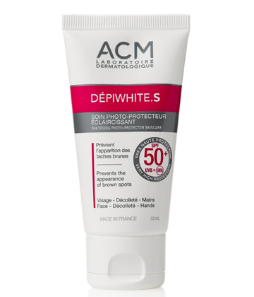 Depiwhite S SPF50 + Soin Protecteur Eclaircissant 50 ml