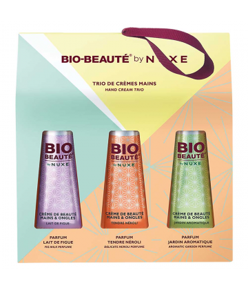 Bio-Beauté By Nuxe Coffret Mains & Ongles 3x30ml
