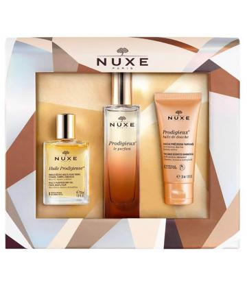 Nuxe Coffret Noël Le Parfum Prodigieux l Comparez les Prix
