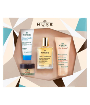 Nuxe Coffret Noël Best Sellers l Comparateur de Prix