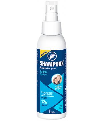 Shampoux Lotion Répulsive 100 ml