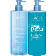 Uriage Gel Surgras Dermatologique 2 x 500 ml