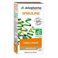Arkogélules Spiruline Bio x 150