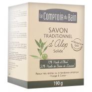 Le Comptoir du Bain Savon Traditionnel d'Alep 190 g