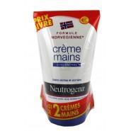 Neutrogena Crème Mains Concentrée Parfumée 2 x 50 ml
