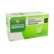 Tisane Mediflor n°7 Constipation Passagère x 24