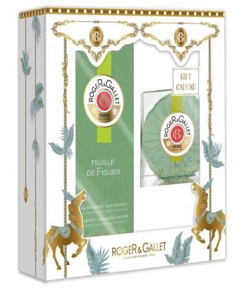 Roger&Gallet Coffret Noël Enchanté l Comparez les Prix