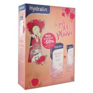 Hydralin Sécheresse Crème Lavante 200 ml + Lubrifiant 50 ml