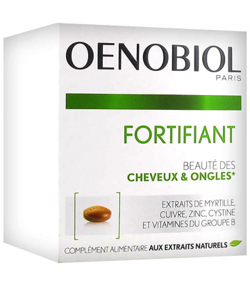 Oenobiol Fortifiant Capillaire x 60