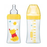 Dodie Biberon 1er âge Sensation+ Winnie 270 ml