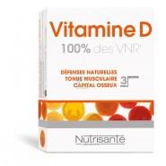 NutriSanté Vitamine D 80 mg x 90