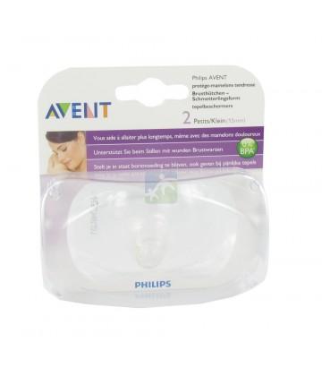 Philips AVENT Protège-Mamelons Petits x 2