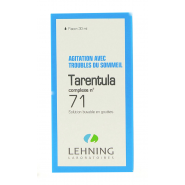 Lehning Complexe n°71 Tarentula Solution Buvable 30 ml