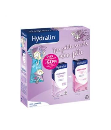 Hydralin Coffret Nos Petits Secrets Mère Fille
