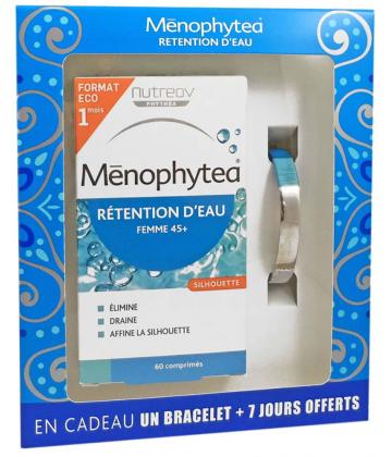 Ménophytea Coffret Rétention d'Eau