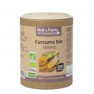 Nat&Form Ecoresponsable Curcuma Bio x 200