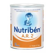 Nutribén Lait AR 2ème âge 800 g