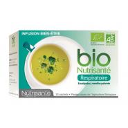 Nutrisanté Bio Infusions Confort de la Gorge x 20
