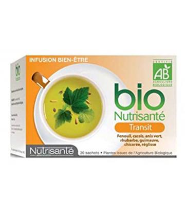 Nutrisanté Bio Infusions Transit x 20