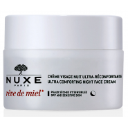 Nuxe Rêve de Miel Crème Visage Nuit Ultra-Réconfortante 50 ml Edition Limitée