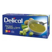 Delical Potage HP/HC Poireaux Pomme de Terre 4 x 300 ml