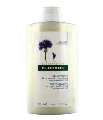 Klorane Shampooing à la Centaurée 400 ml