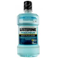 Listerine Fraîcheur Bain de Bouche Goût Plus Léger 500 ml