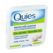 Quies Protection Auditive Cire Naturelle x 16