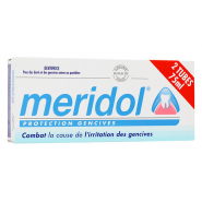 Meridol Pur Dentifrice 2 x 75 ml