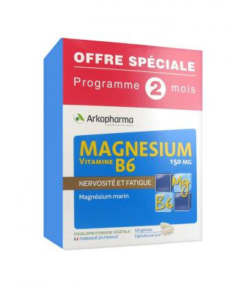 Arkovital Magnésium Vitamine B6 x 120