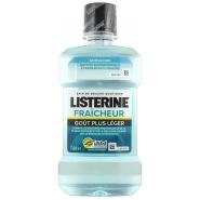 Listerine Fraîcheur Bain de Bouche Goût Plus Léger 250 ml