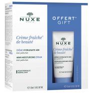 Nuxe Coffret Crème Fraîche de Beauté 48H 30 ml + Format 15 ml OFFERT