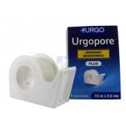 Urgopore Sparadrap Microporeux plus 7,5 m x 2,5 cm