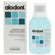 Alodont Bain de Bouche 200 ml
