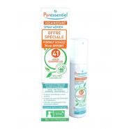 Puressentiel Spray Aérien Assainissant 41 Huiles essentielles 200 ml + Spray 50 ml