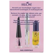 Herôme Nail Essentials Kit Ongles Abimés Après Pose d'Ongles En Gel