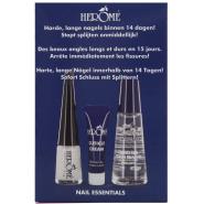 Herôme Nail Essentials Kit pour Ongles Mous et Cuticules Abimées