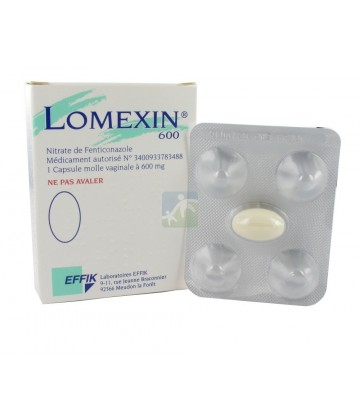 lomexin 600 mg capsule molle vaginale x 1 pas cher mycoses. Black Bedroom Furniture Sets. Home Design Ideas