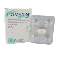 Lomexin 600 mg Capsule Molle Vaginale x 1