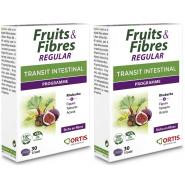 Ortis Fruits & Fibres Regular 2 x 30