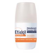 Etiaxil Déodorant Douceur 48H Sans Sels d' Aluminium Roll-On 50 ml