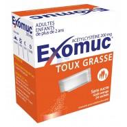 Exomuc 200 mg x 24