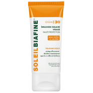 SoleilBiafine Emulsion Solaire Visage SFP50 50 ml