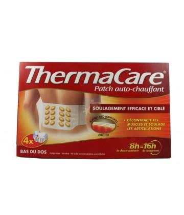 Thermacare Ceintures Compresses Chauffantes Douleurs Dos 2x2 Pro