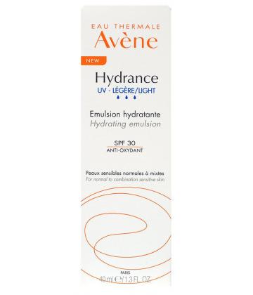 Avène Hydrance UV Légère Émulsion Hydratante 40 ml